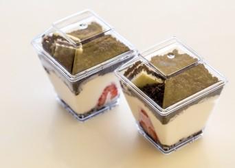קינוחי גבינה אישיים עם עוגיות אוראו