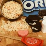 חטיפי אוראו ופצפוצי אורז