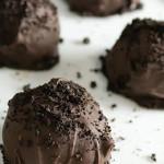כדורי אוראו מצופים שוקולד מילקה