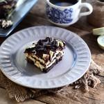 עוגת שכבות ביסקוויט מעוגיות אוראו