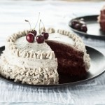 עוגת רד וולווט וקרם אוראו