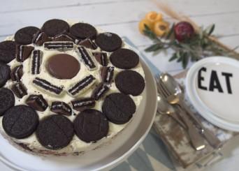 עוגת מרשמלו עם אוראו